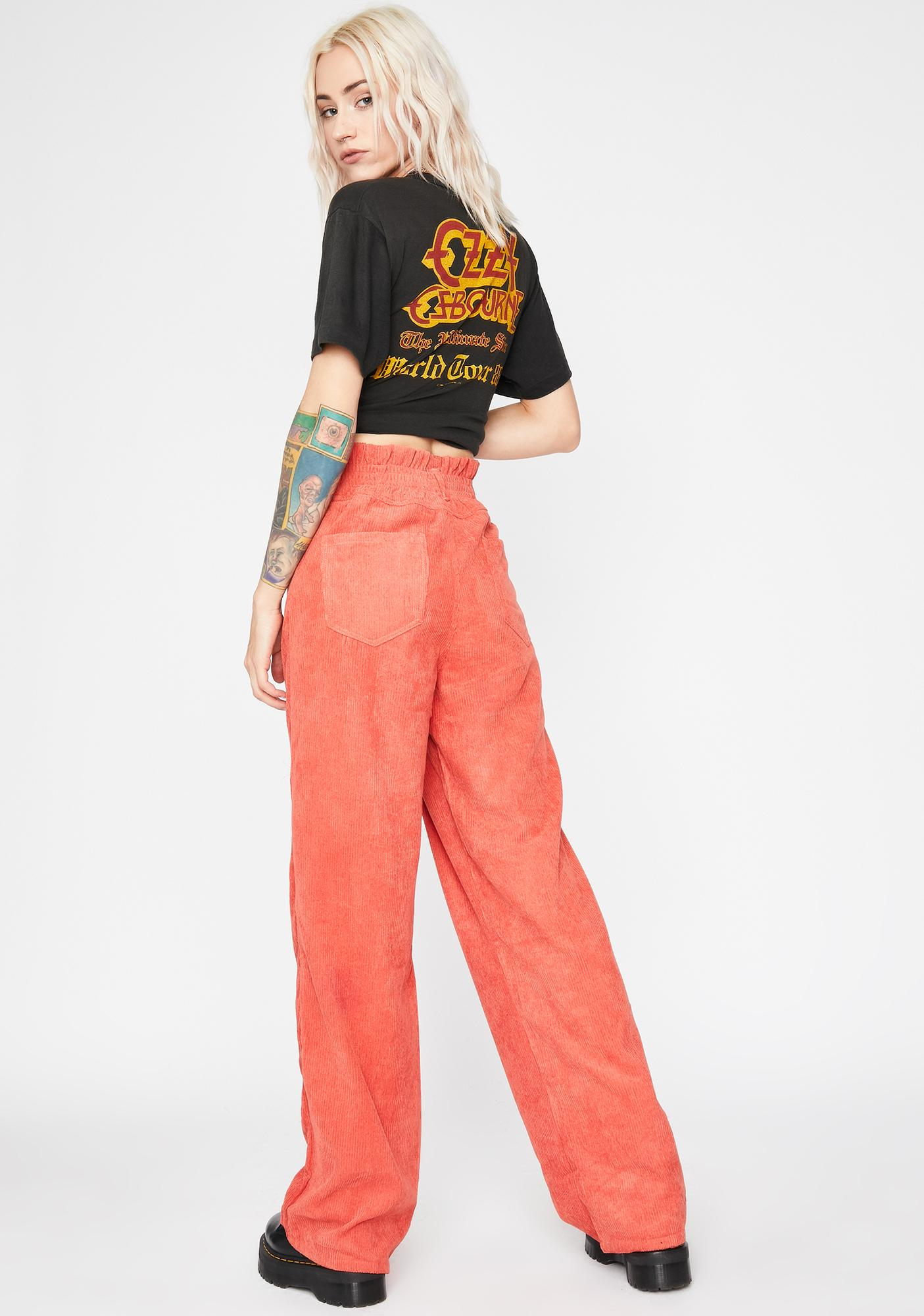 Rebel Roadie Cargo Pants