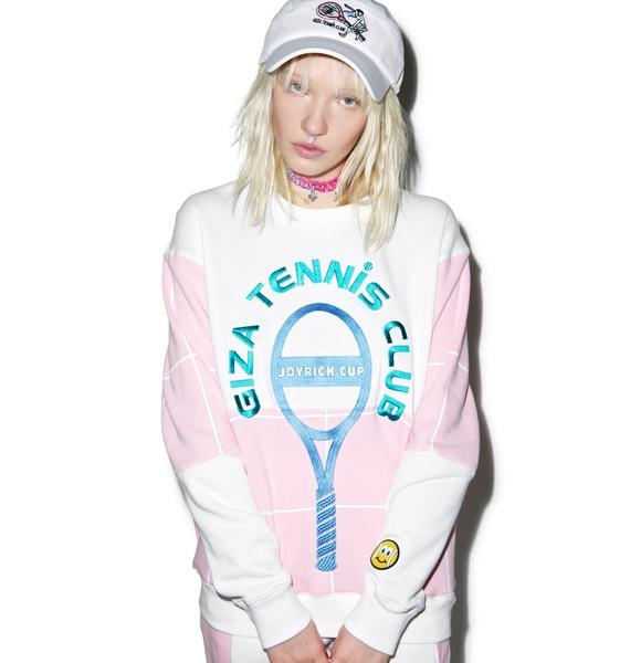 Joyrich X GIZA Tennis Court Crew
