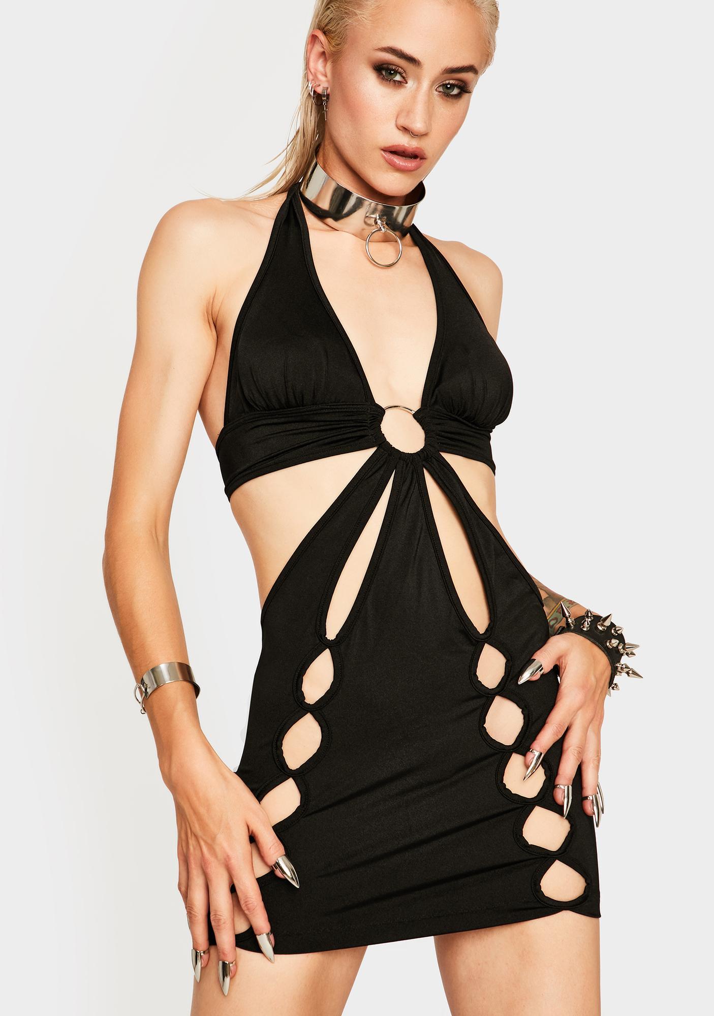 Price To Pay Mini Dress