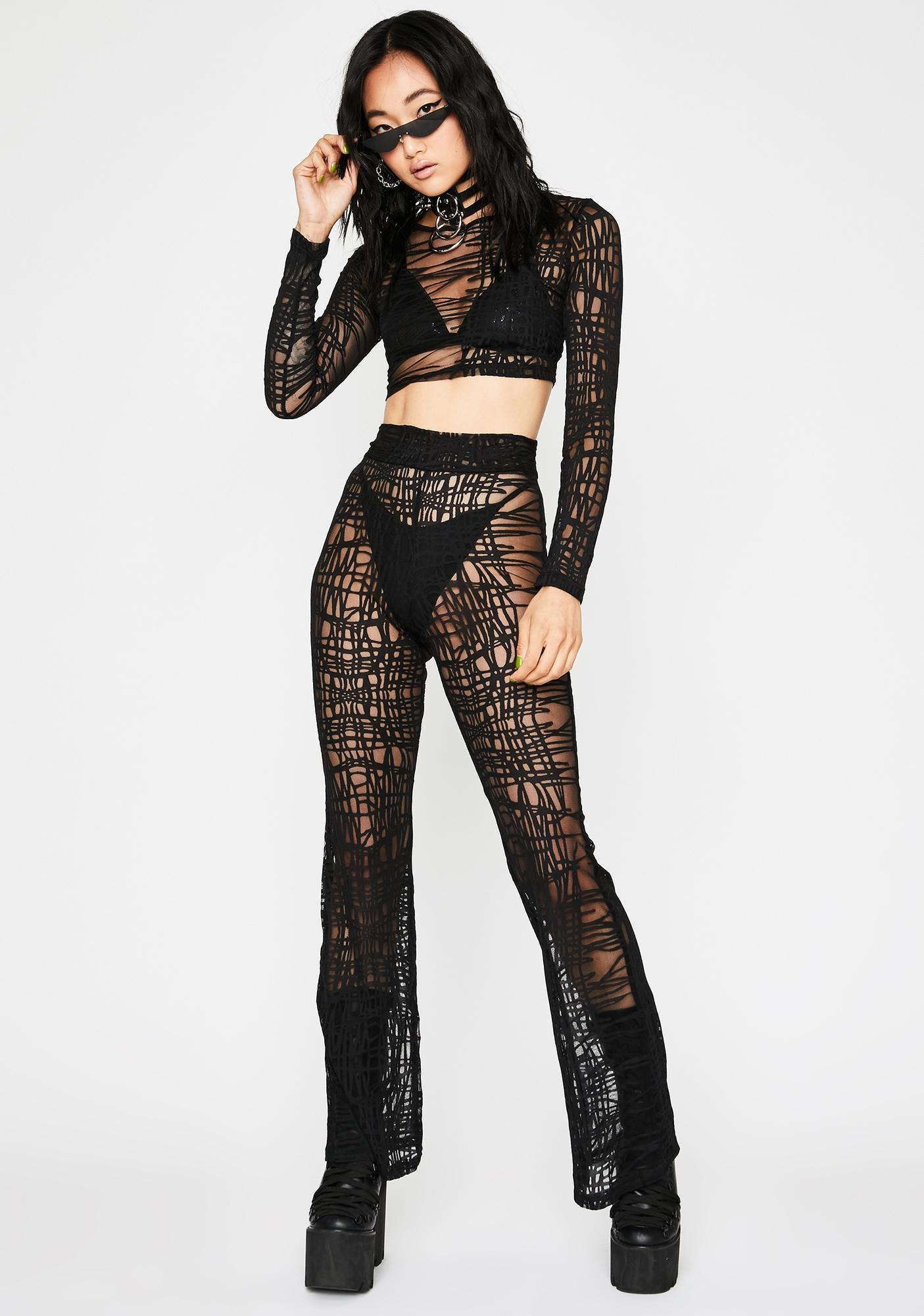 Wicked This Just In Pant Set