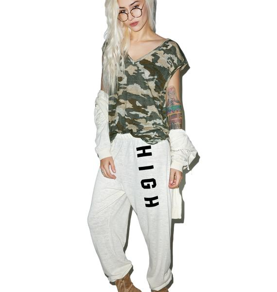 Wildfox Couture High Easy Sweats
