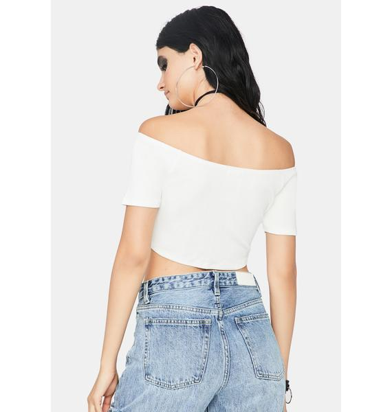 Pure Poppin' Please Crop Top