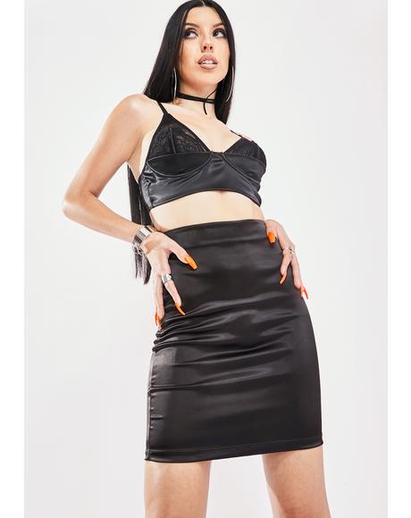 It's Official Skirt Set