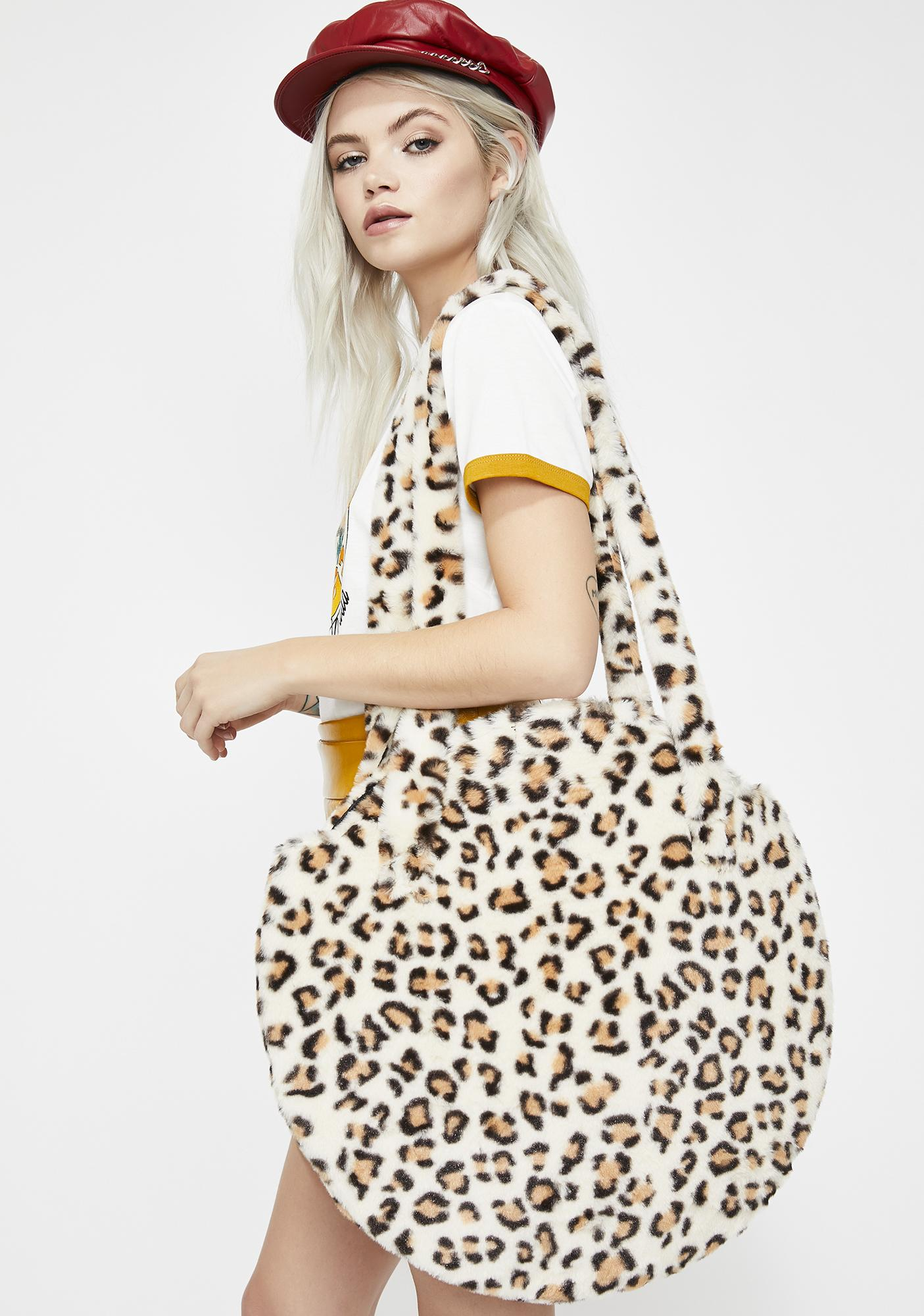 Wild Furry With Friends Mega Tote