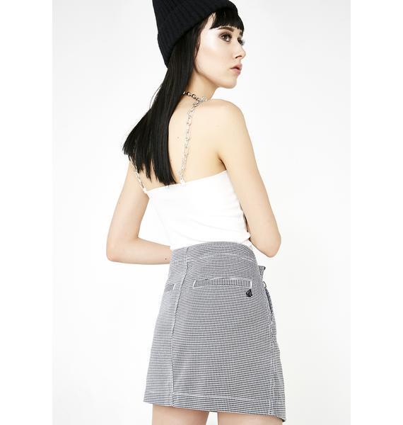 Volcom Midnight Frochickie Skirt