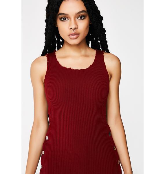 Gotta Be Free Midi Dress