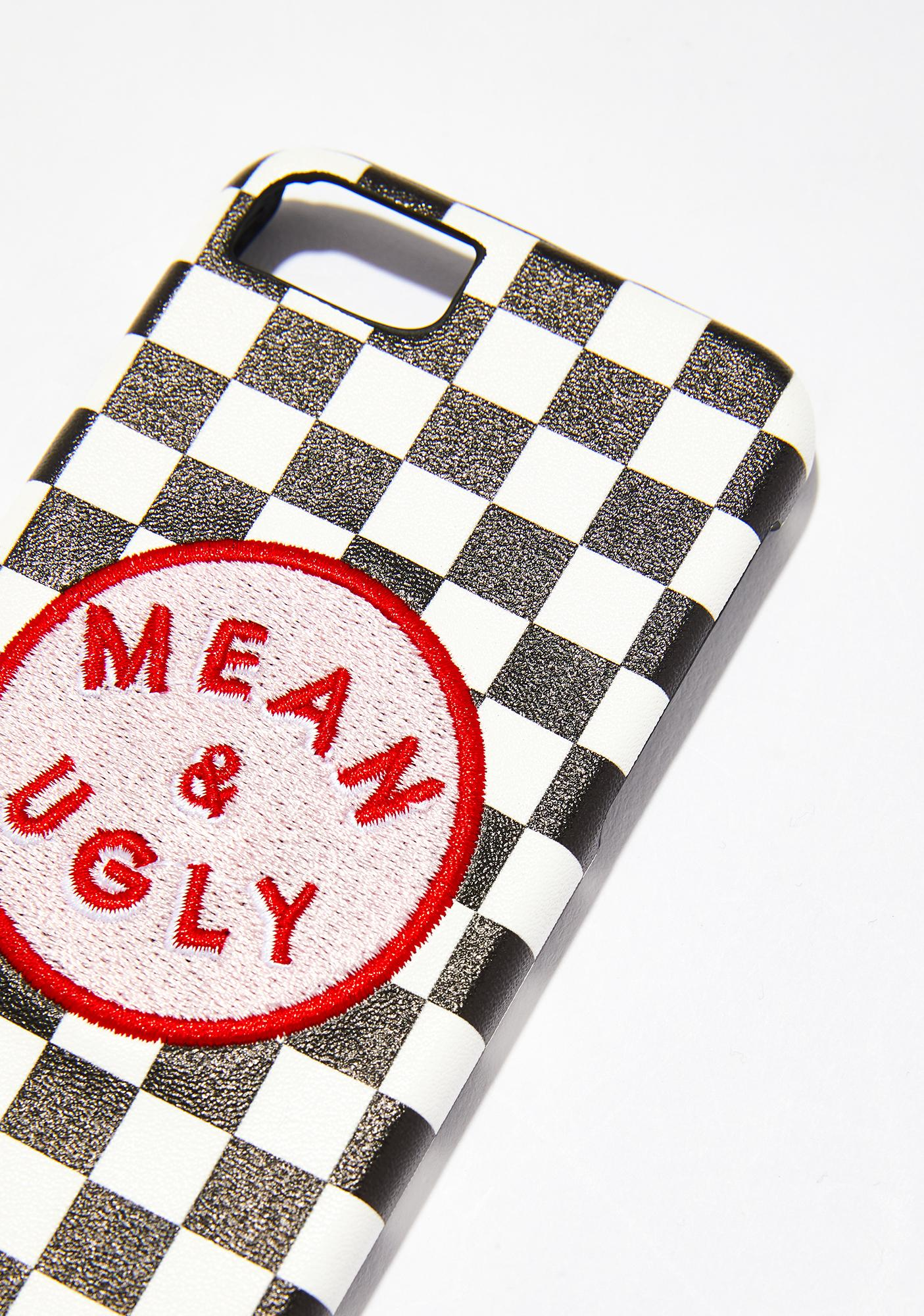 Valfré Mean & Ugly iPhone Case