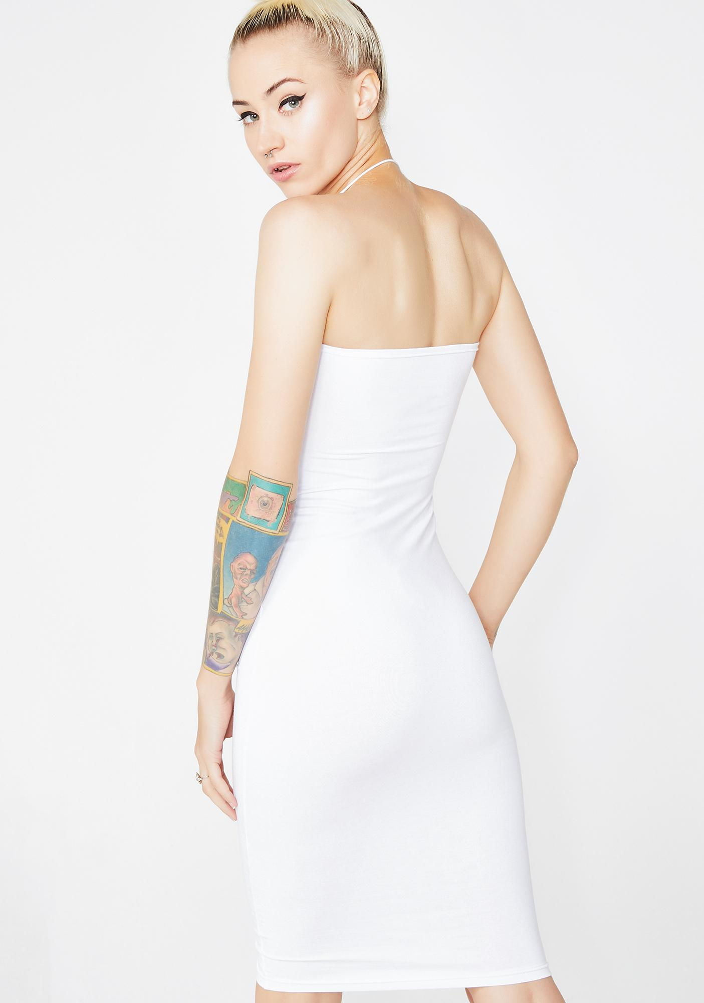 The K Label Lourdes Midi Dress