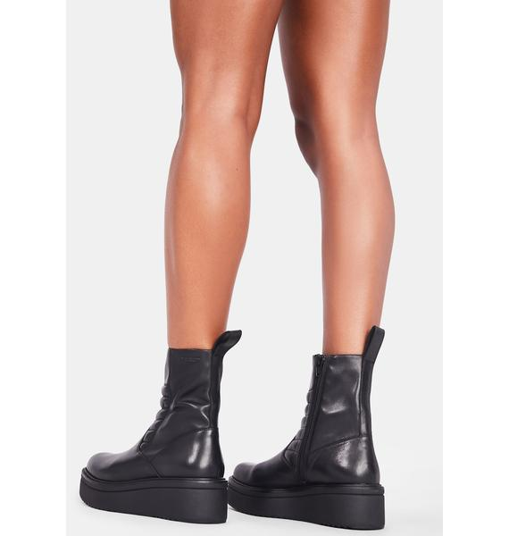VAGABOND SHOEMAKERS Tara Platform Boots
