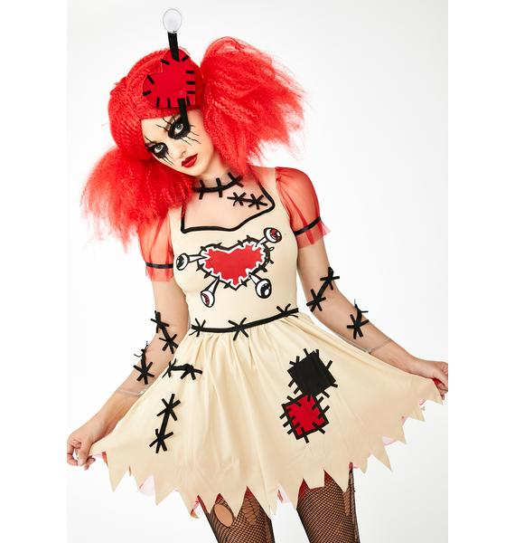 Da Voodoo That You Do Costume