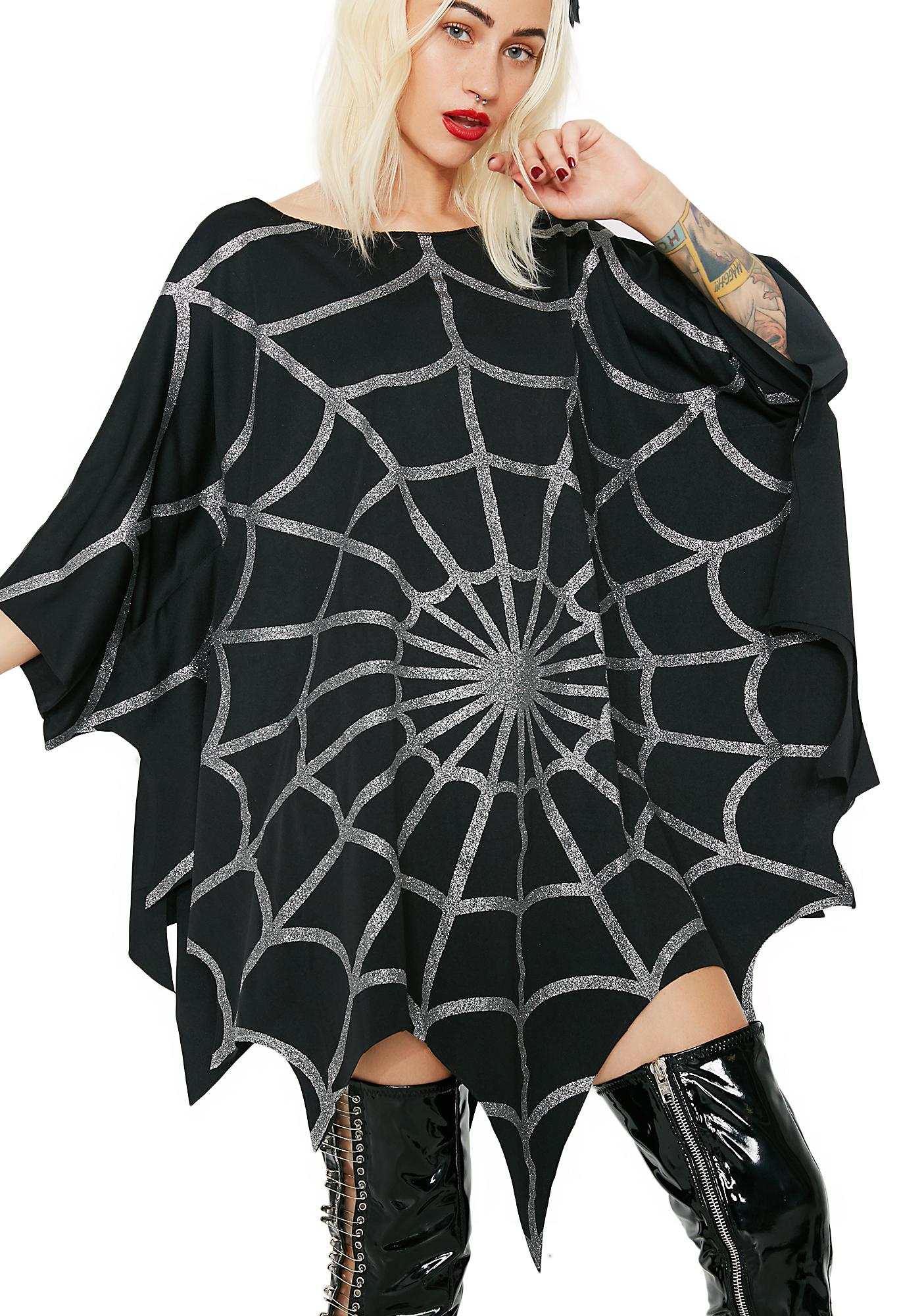 Stuck On You Web Poncho