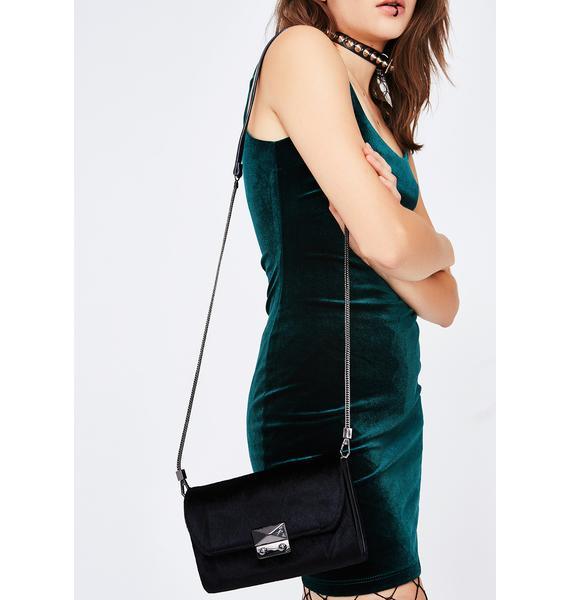 Cash Me Outside Crossbody Bag