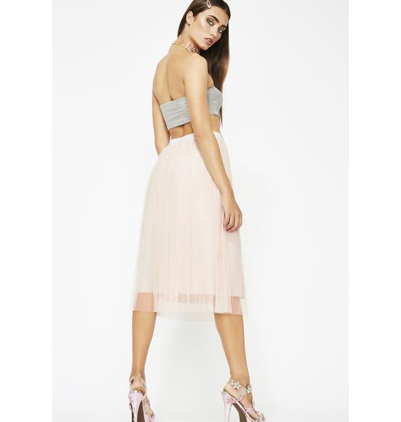 Back For More Tulle Skirt