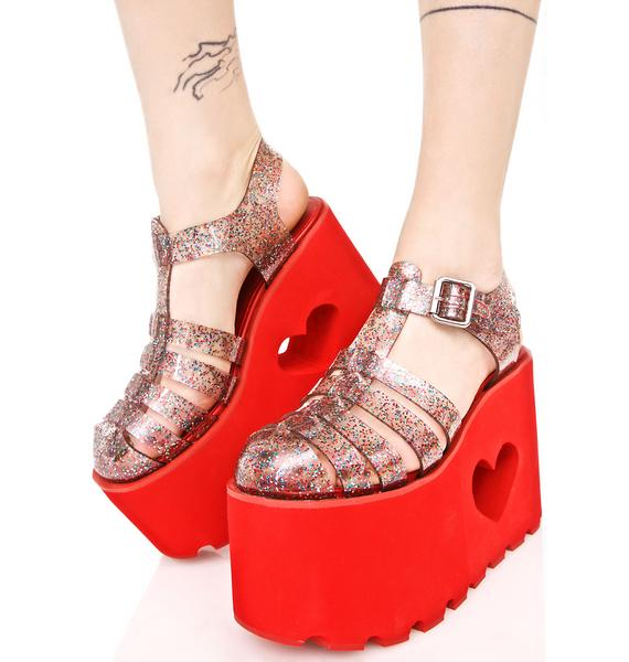 Sugarbaby Love Jammer Jelly Platforms