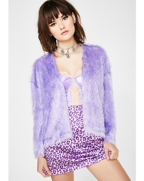 Prima Donna Faux Fur Jacket