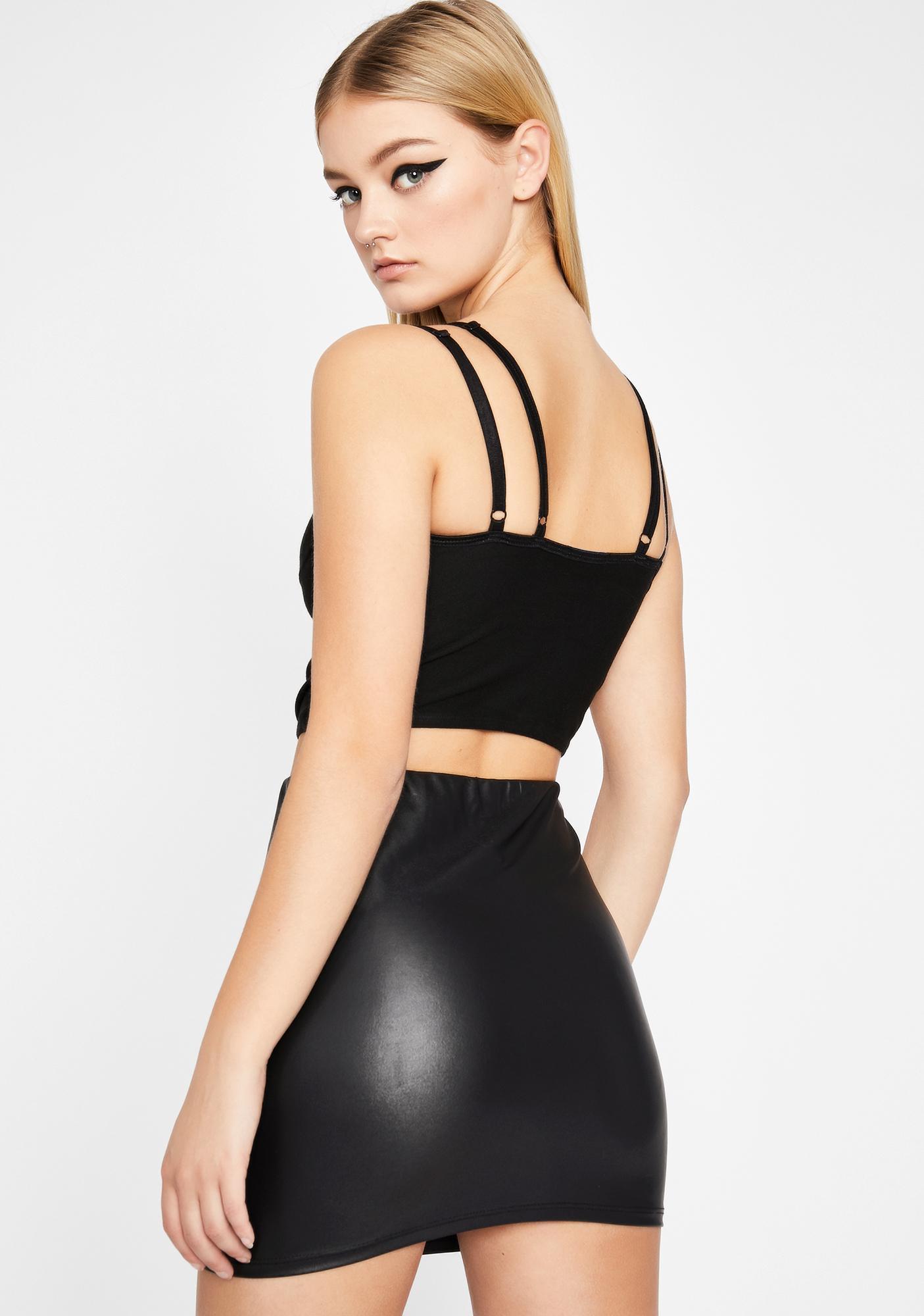 Kinda Intense Mini Skirt