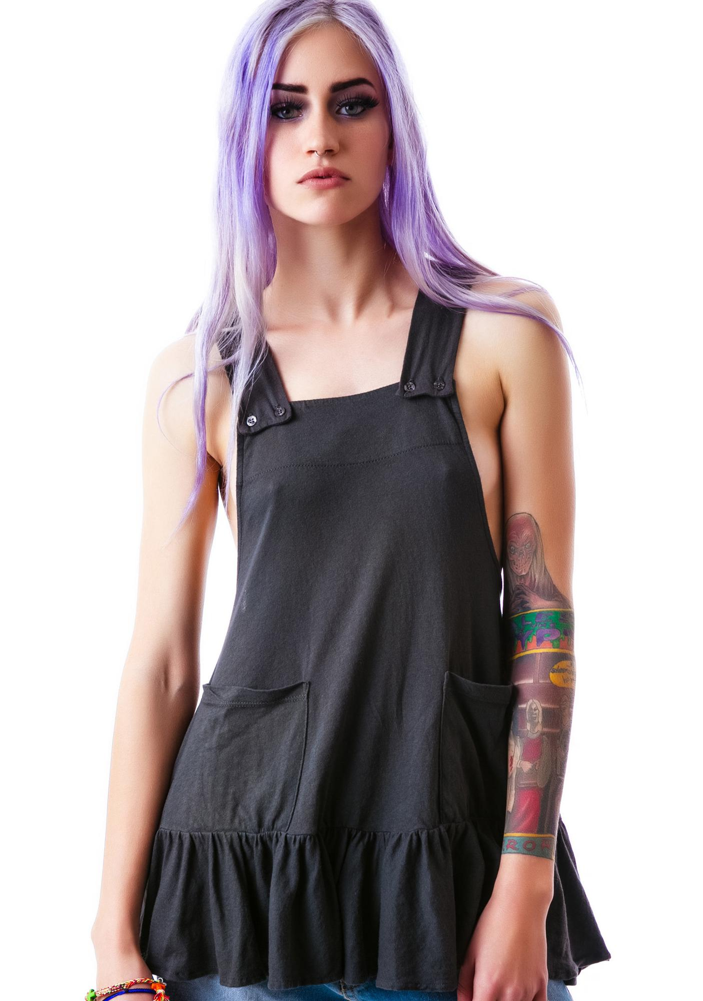 Wildfox Couture Simple Little Apron Tank