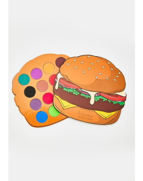Bomb Burger Eyeshadow Palette