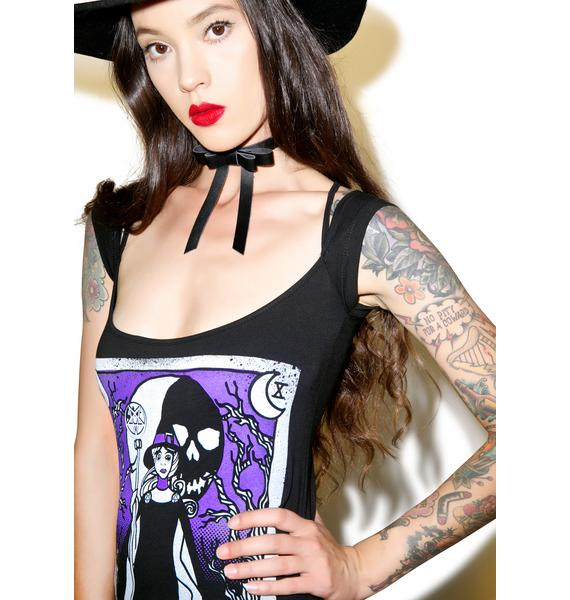 What A Witch Tarot Top