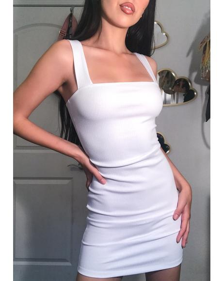What Attitude Bodycon Dress