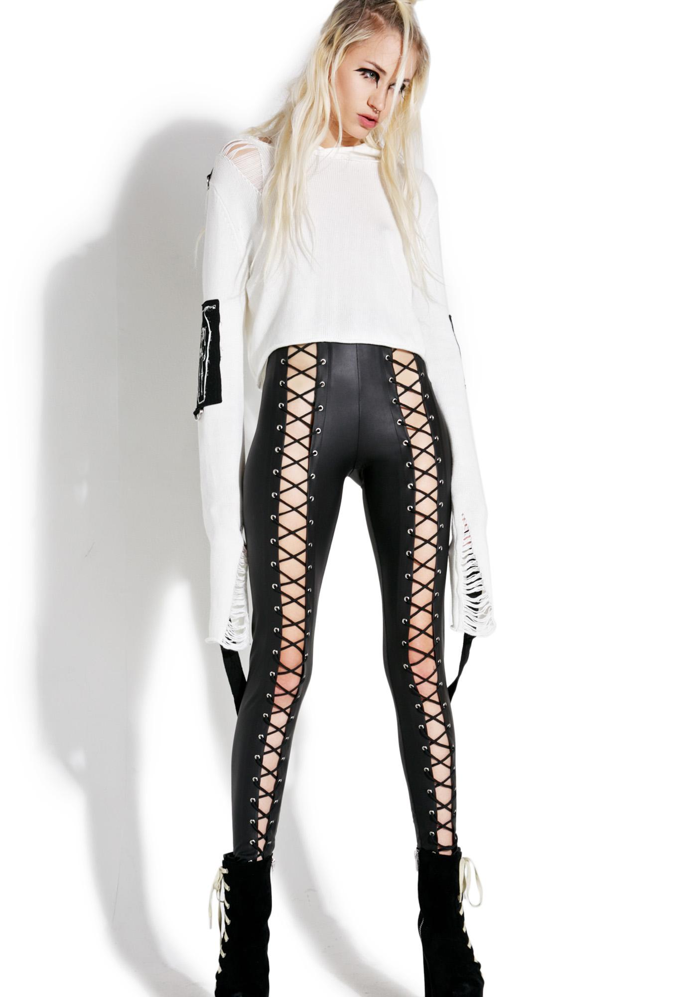 Current Mood Nancy Corset Leggings