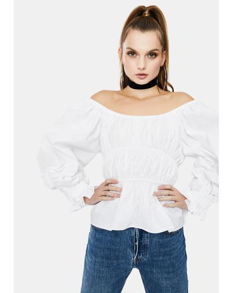 Nella Off The Shoulder Top