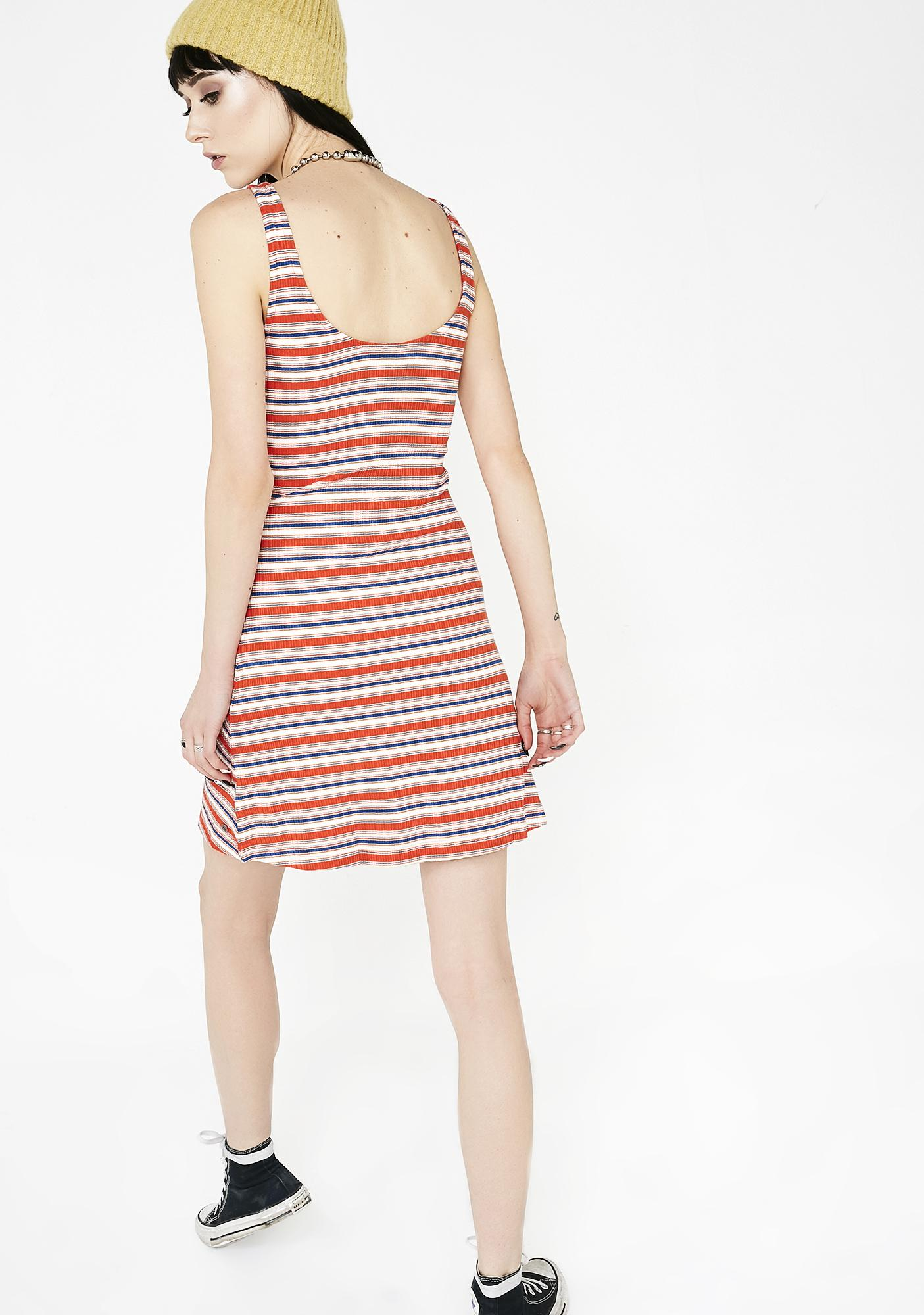 Volcom Tail Slide Dress