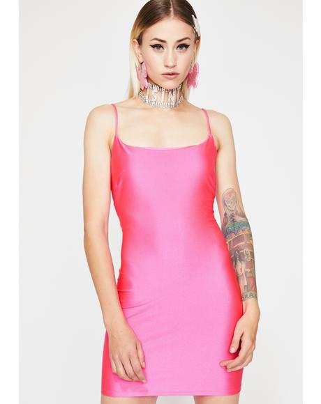 Candy Circuit Cascade Bodycon Dress