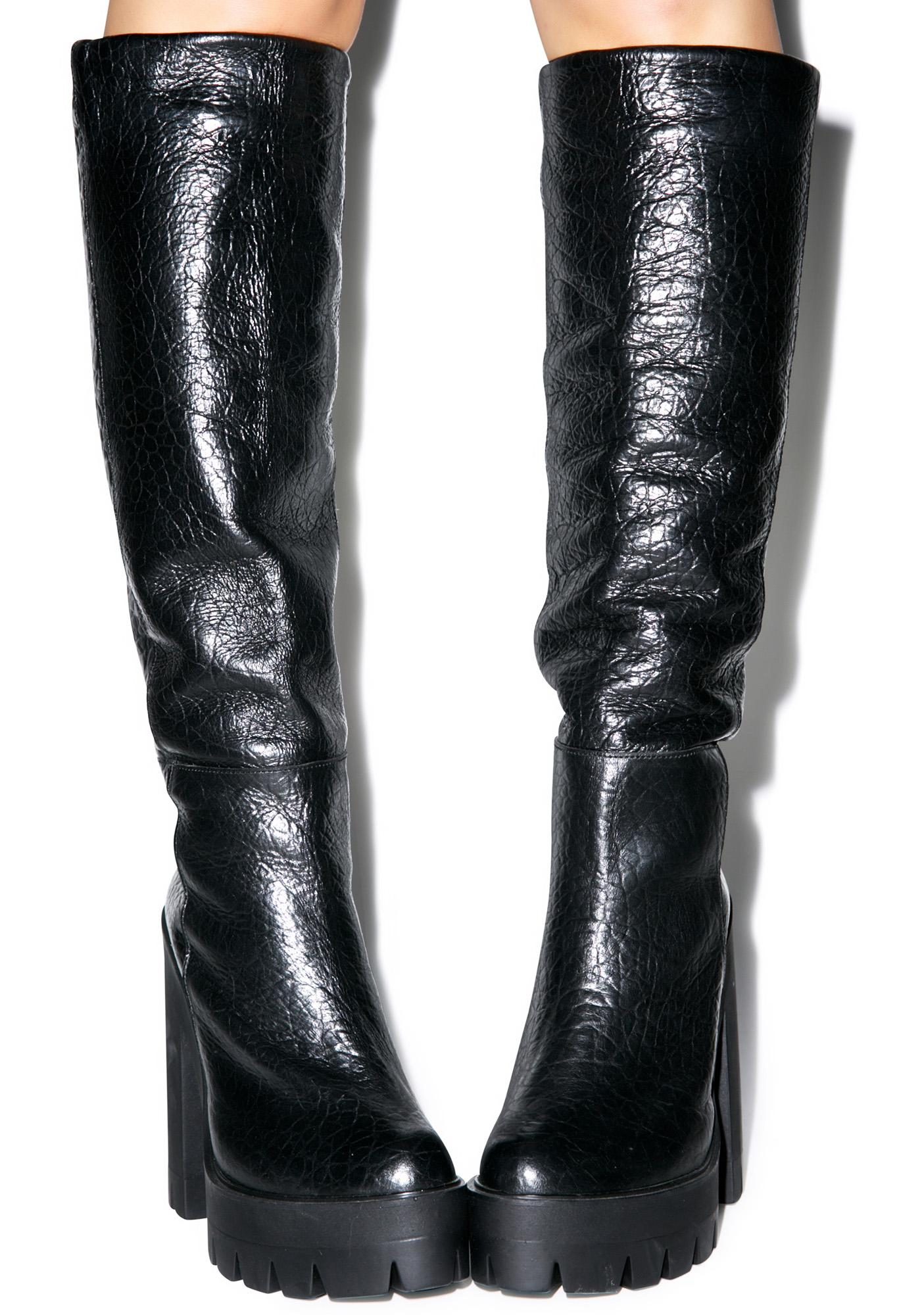 Stiù Cindy Knee High Boot
