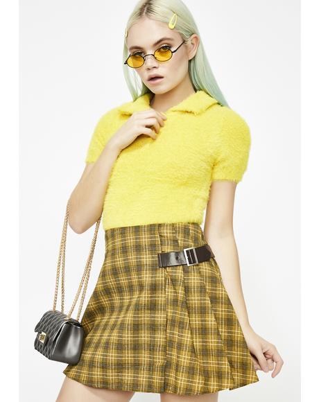 Sunny Detention Detainee Mini Skirt