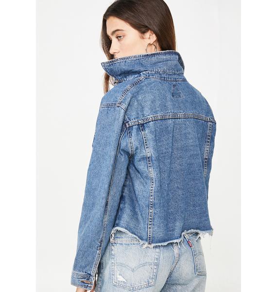 Untold Secret Denim Jacket