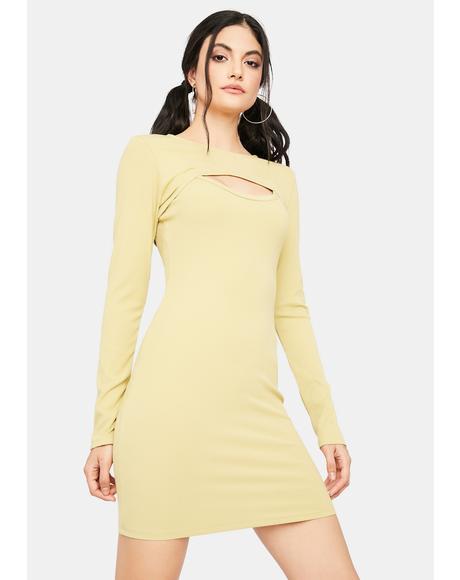 Sunny What U Did Last Summer Mini Dress Set