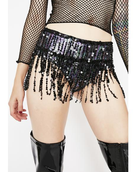 Showgirl Shimmy Sequin Bottoms
