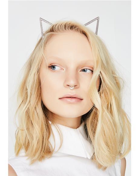 Feelin' Frisky Cat Ear Headband