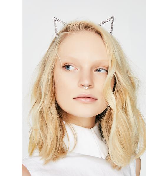Feelin' Frisky Cat Ear Headband