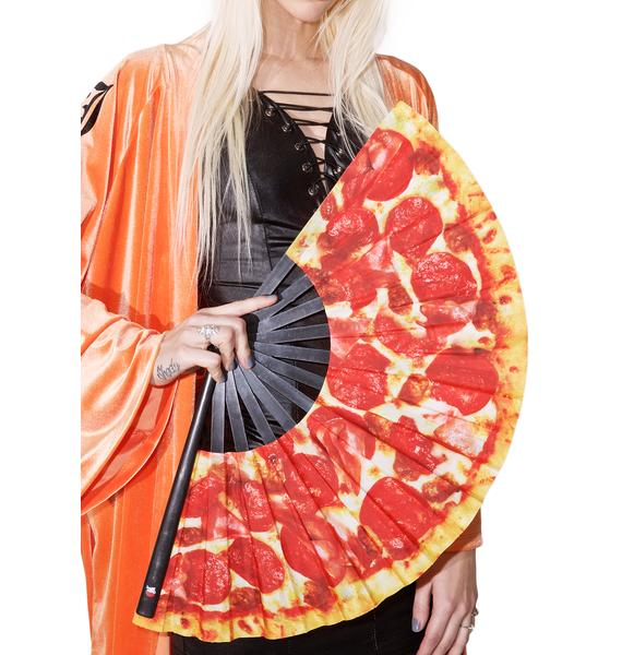 Outerspace Pizza Fan