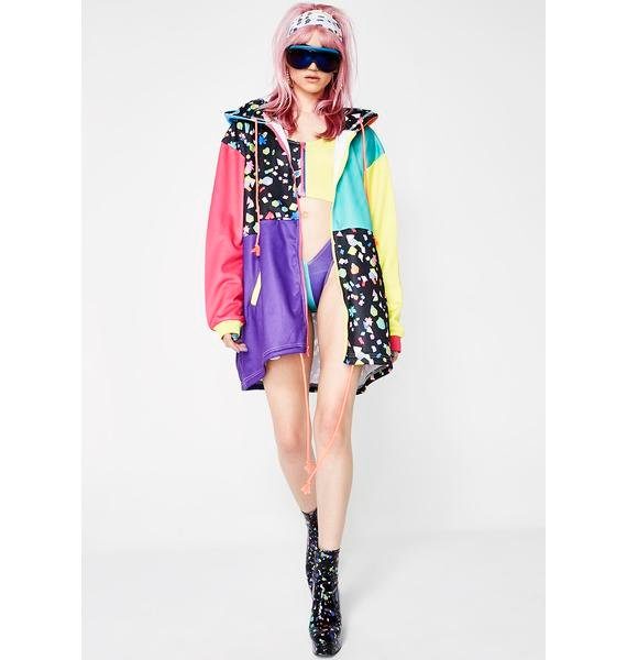 Club Exx Party Favorz Colorblock Hoodie