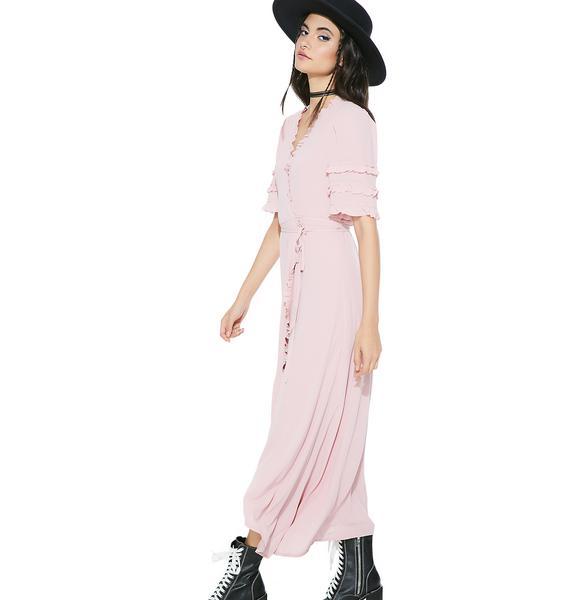 Lil' Bo Peep Wrap Dress