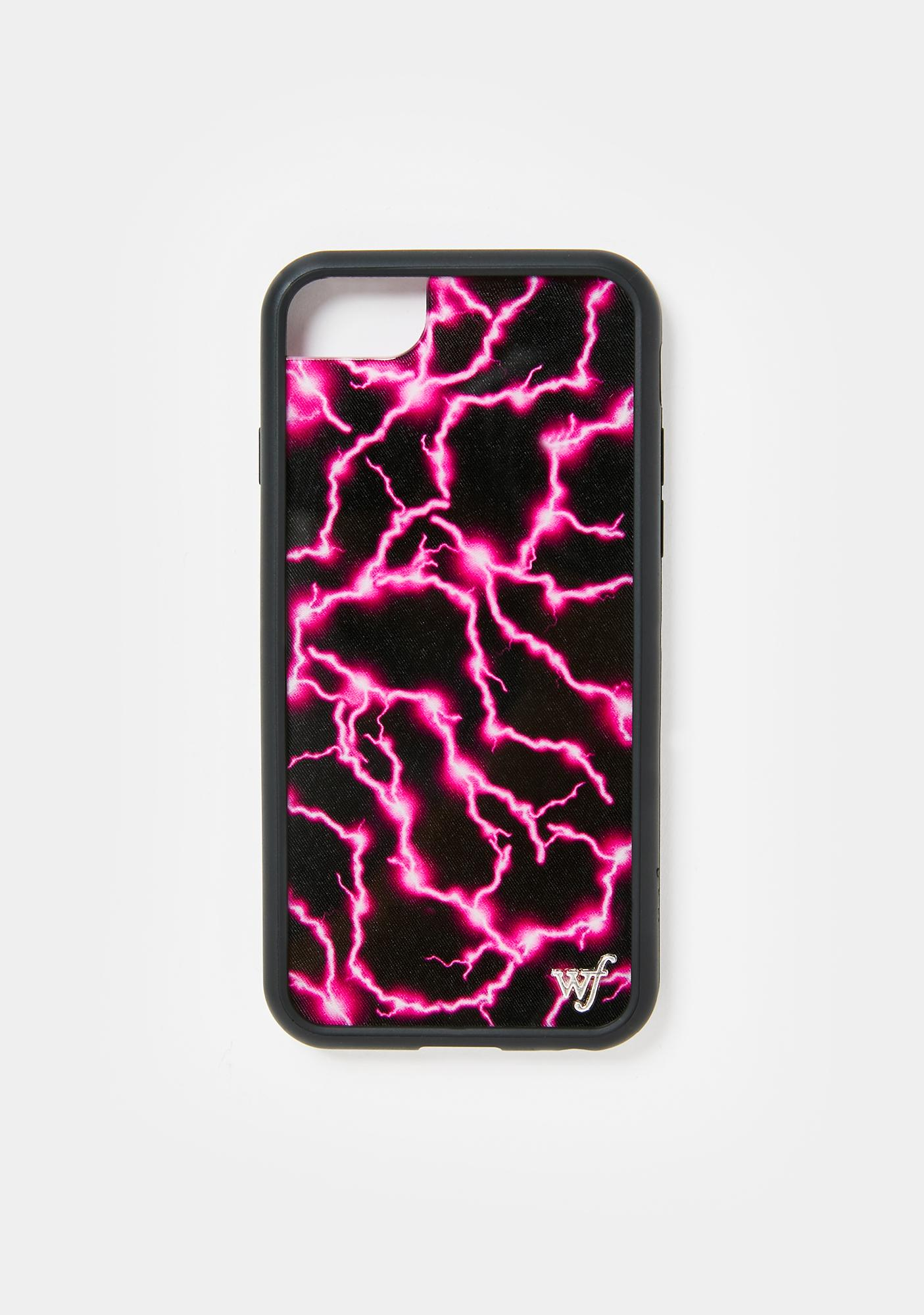 Wildflower Electric iPhone Case