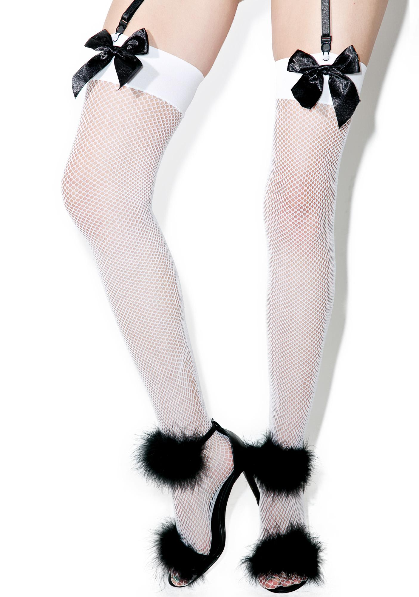 Oui Cherie Thigh Highs