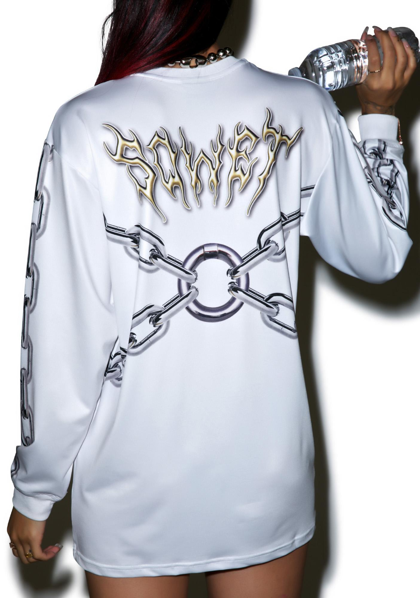 SOWET Locked Up Long Sleeve Shirt