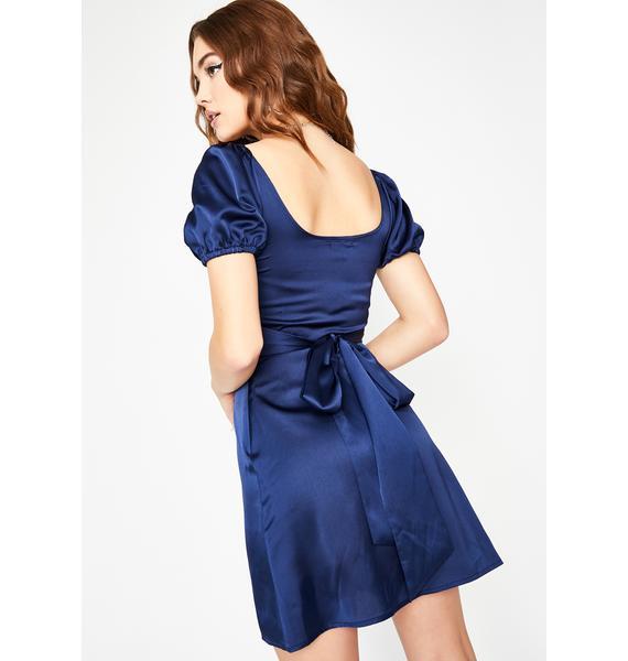 HOROSCOPEZ Vanity Kiss Mini Dress