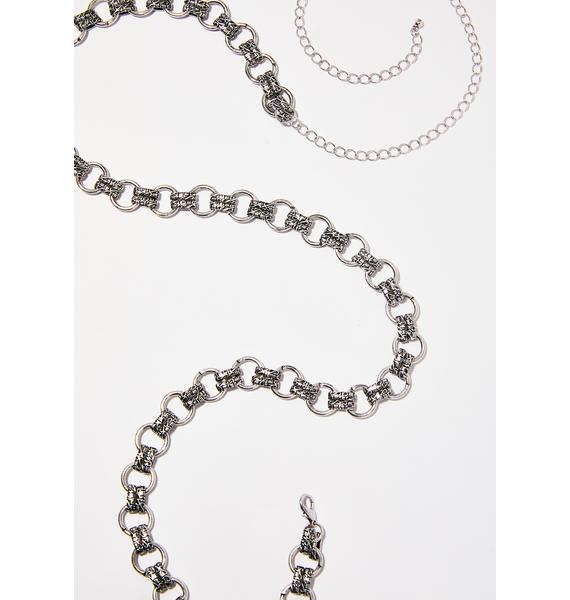 Linked For Life Chain Belt
