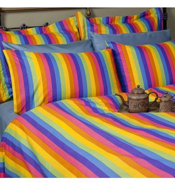 Rainbow Daze Duvet Cover
