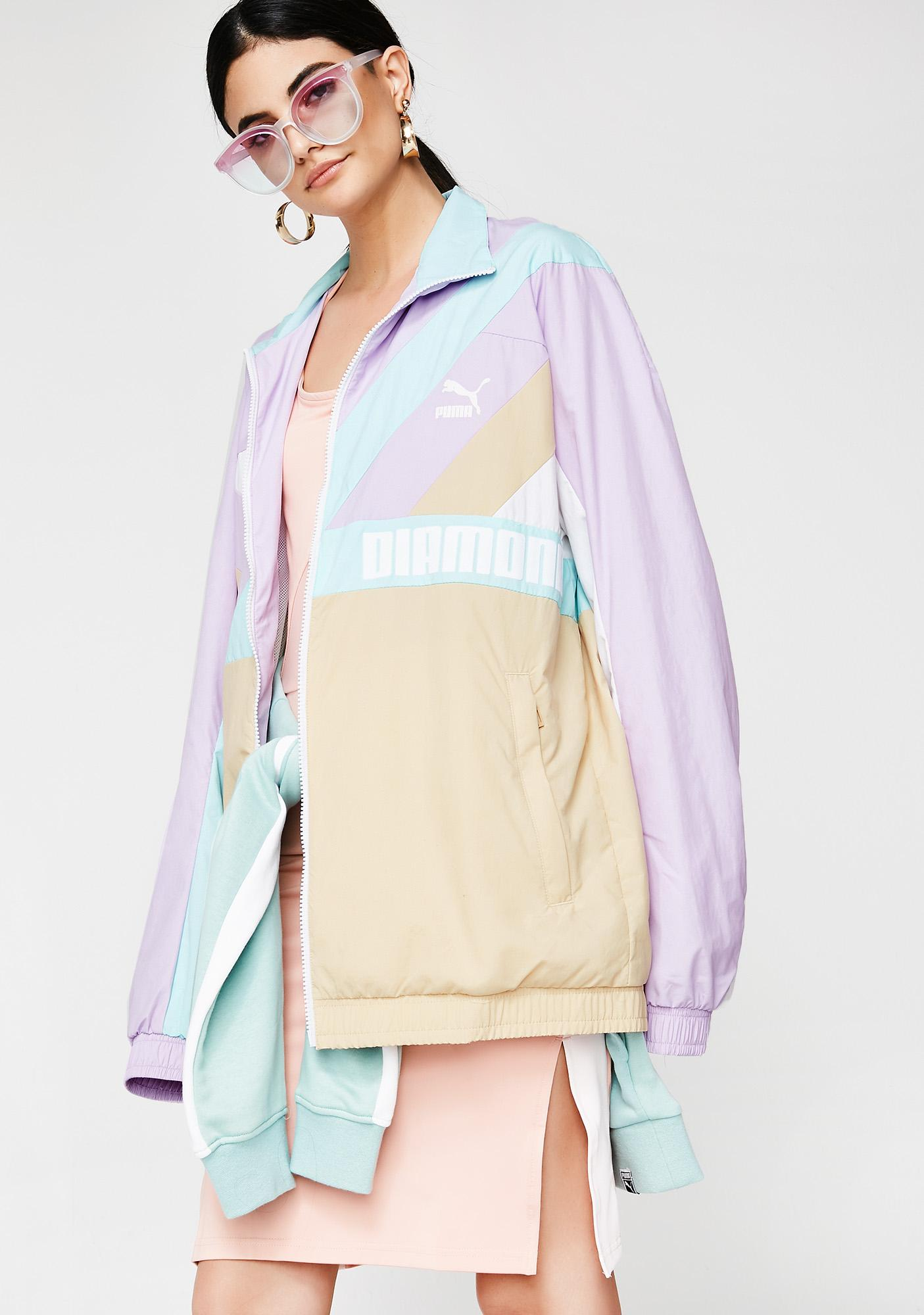 PUMA X Diamond Windbreaker
