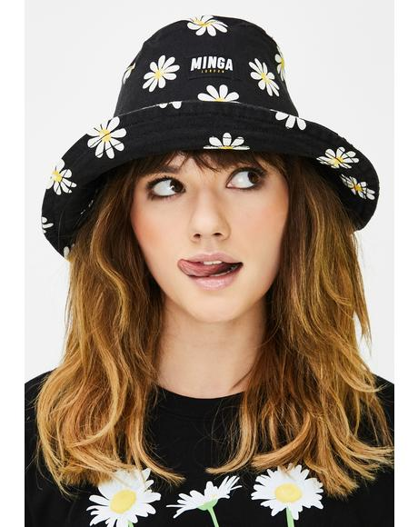 Miss Daisy Denim Bucket Hat