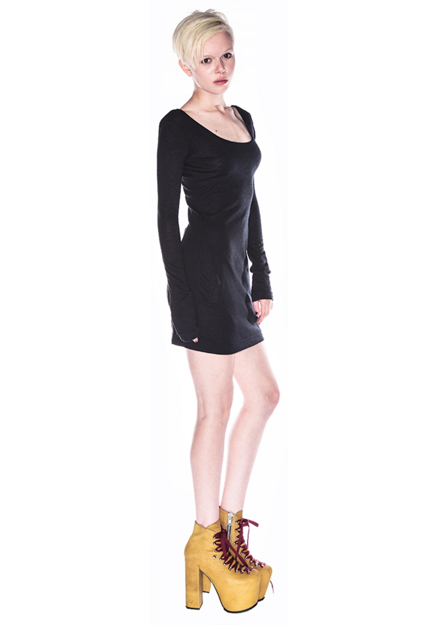 One Teaspoon Fascination Street Fitted Dress