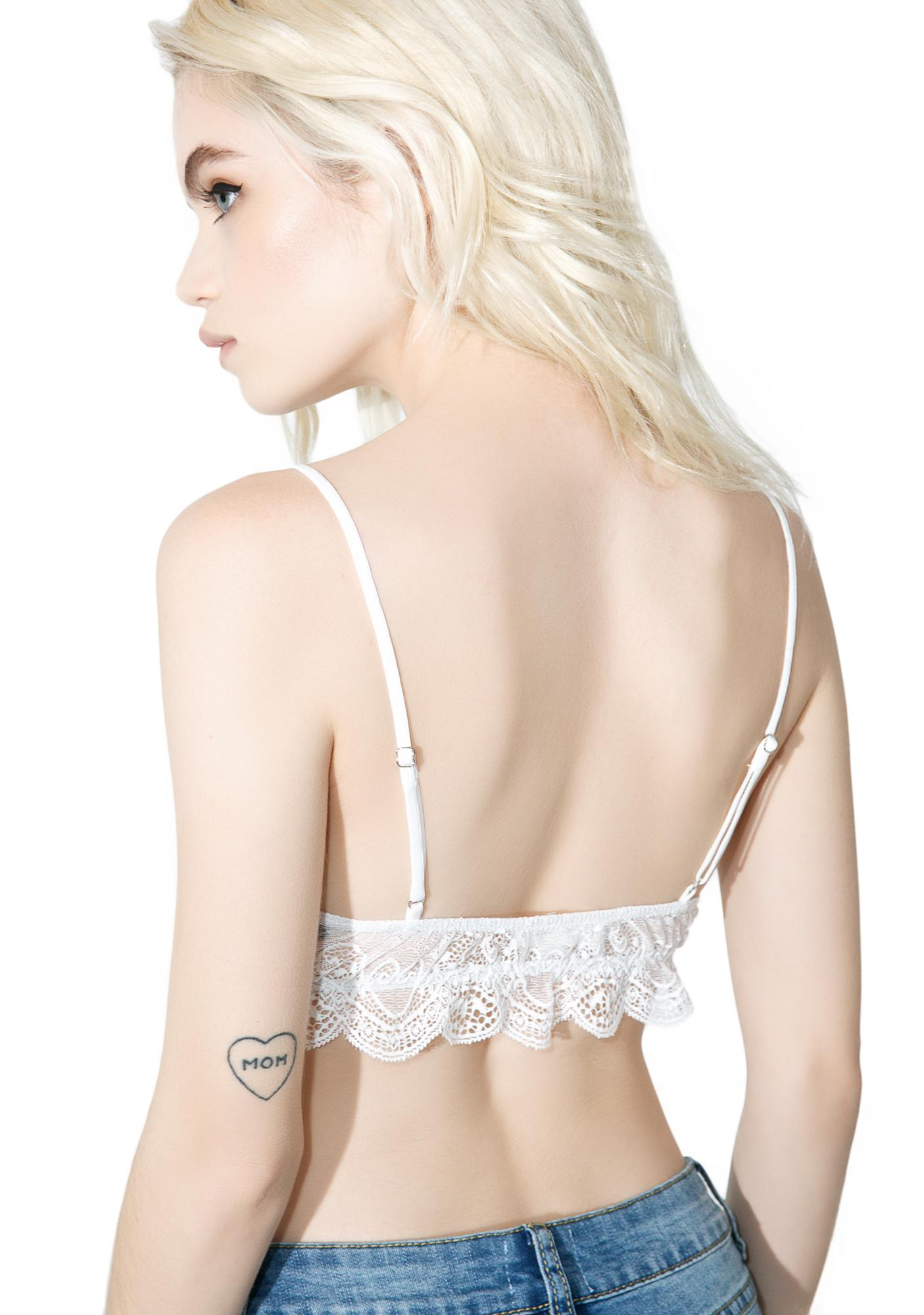Sweet Nothings Lace Bralette