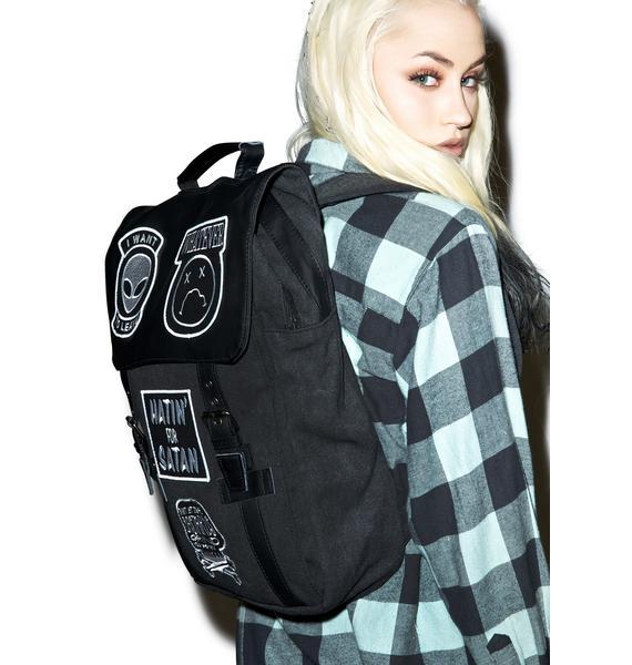 Disturbia PMA Backpack