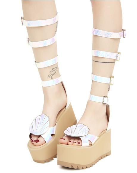 Seadream Gladiator Platforms